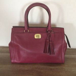 Coach Legacy Leather Large Chelsea Carryall